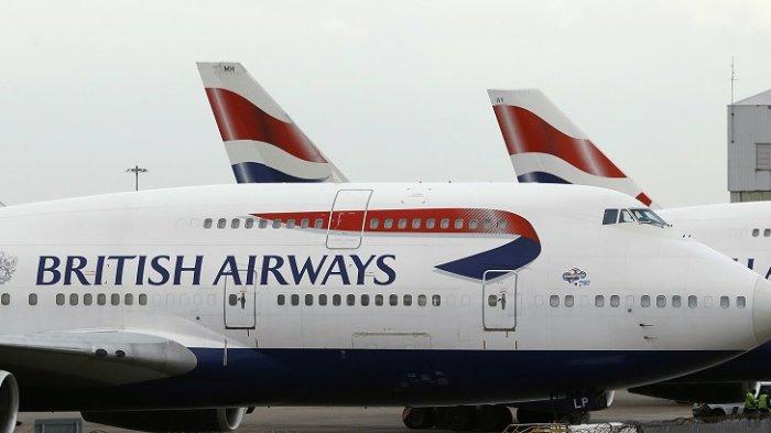 British Airways Berencana PHK 12 Ribu Karyawannya Akibat Pandemi Covid-19