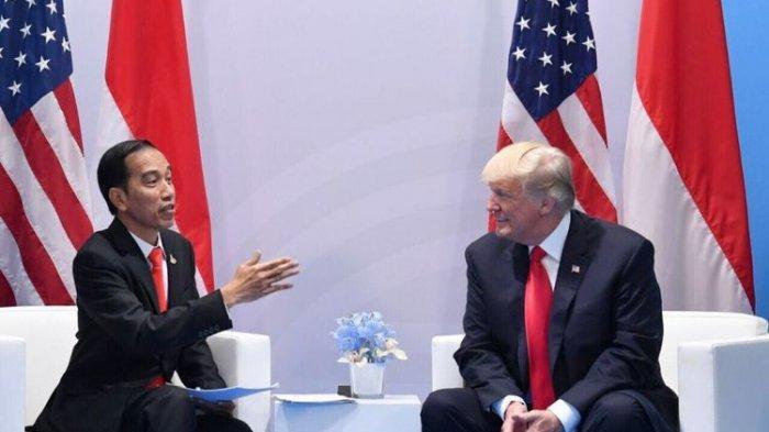 Donald Trump akan Kirim Ventilator setelah Bicara dengan Jokowi, Ini Pembicaraan Keduanya
