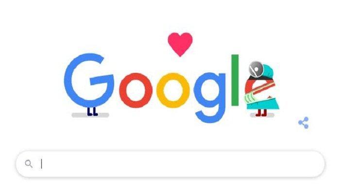 Google Doodle Hari Ini Apresiasi Tenaga Medis yang Lawan Virus Corona