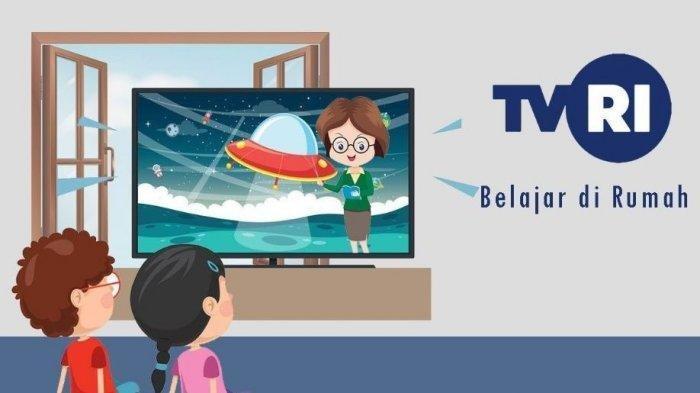 Jadwal dan Live Streaming Belajar dari Rumah TVRI, Kamis 4 Juni: Mengenal Pecahan, Pengenalan Drama