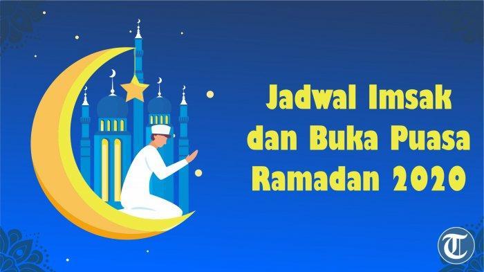 Jadwal Imsak dan Buka Puasa di Surabaya, Minggu 17 Mei 2020, Lengkap dengan Bacaan Doa Berbuka