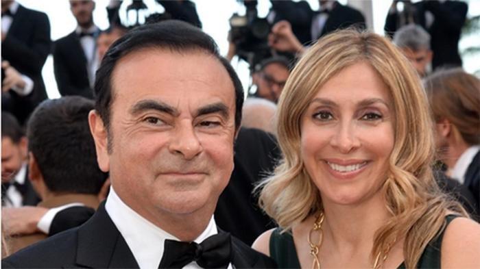 Kejaksaan Jepang Keluarkan Surat Penangkapan untuk Isteri Carlos Ghosn