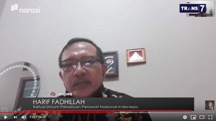 Ketua Perawat Indonesia Sebut Sudah Ada Tenaga Medis Menyerah karena Kurang APD: Tak akan Mau Layani