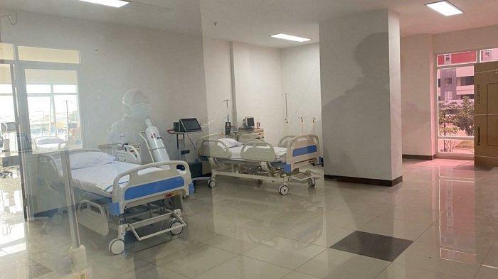 Lebih dari 100 Pasien yang Daftar ke RS Darurat Covid-19 Wisma Atlet Dinyatakan Sehat