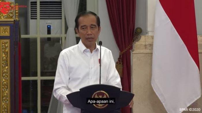 Presiden Jokowi Disarankan Jangan RaguEvaluasi dan Lakukan Reshuffle Kabinet