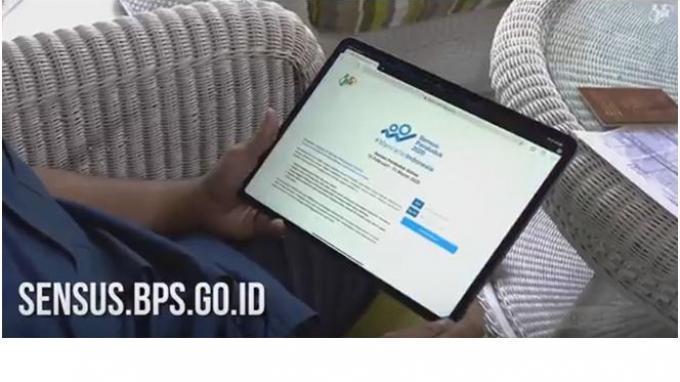Segera Login sensus.bps.go.id, Isi Sensus Penduduk Online Sebelum 29 Mei 2020, Simak Panduan Berikut