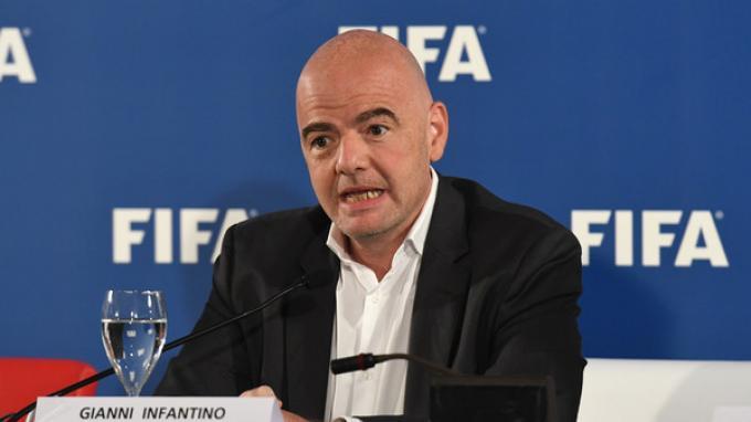 Aksi Anti Rasisme Pemain Liga Jerman dapat Apresiasi dari Presiden FIFA & Bundesliga