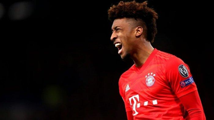 Bayern Muenchen Bisa Bikin Manchester United Gigit Jari Soal Kingsley Coman