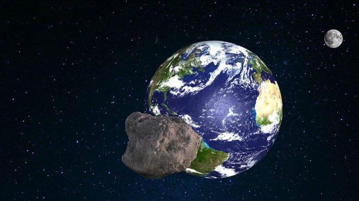 Ini Penjelasan LAPAN Asteroid Akan Dekati Bumi pada Pertengahan Ramadhan/8 Mei 2020