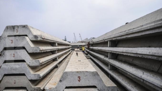 Inovasi Baru WSBP Produksi Tiga Tipe Tiang Listrik Beton