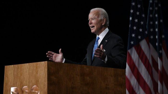 Joe Biden Sebut Presiden Donald Trump Bawa Amerika Menuju Kegelapan Soroti Kinerja Pemerintah