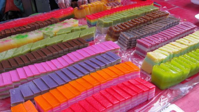 Kue Kahk dari Mesir Kue Luih di Malaysia Makanan Khas Idul Fitri di Berbagai Negara di Dunia