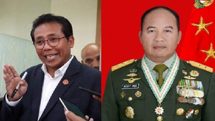 Mantan Perwira TNI yang Gantikan Fadjroel Rahman Jadi Komut Adhi Karya Profil Dody Usodo Hargo