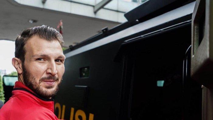 Marco Motta Kenang Gol Indah menuju Gawang AC Milan Bek Persija Jakarta