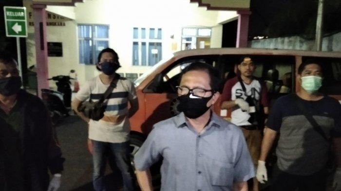 Pencuri Motor Tewas Tertembus Peluru Terlibat Baku Tembak