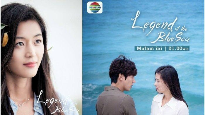 Pertemuan Joon Jae dengan Ibunya Sinopsis Legend of The Blue Sea Episode 15