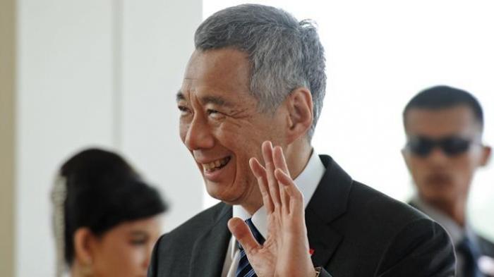 PM Singapura Ucapkan Selamat Idul Fitri kepada Presiden Jokowi melalui Sambungan Telepon