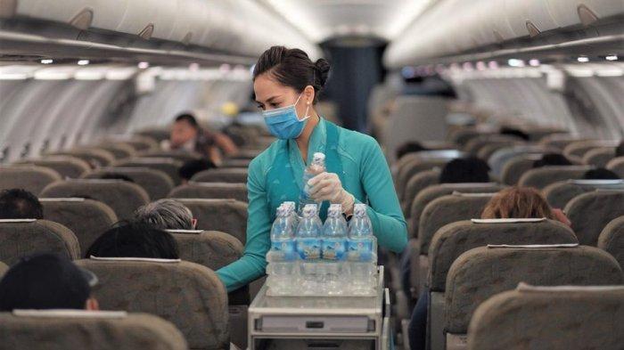 Pramugari Sarankan Penumpang Pesawat buat Tidak Lakukan Ini