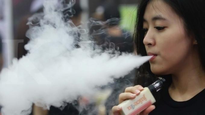 Raup Untung Milliaran Rupiah Polisi Bongkar Sindikat Bisnis Liquid Vape Gunakan Narkoba