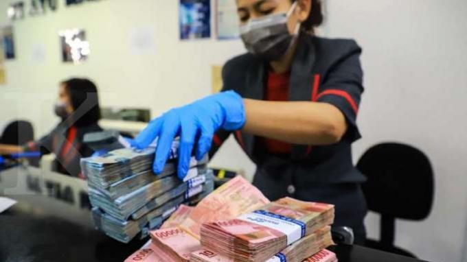 Rupiah menuju Level Rp 14.595 per Dolar AS Pada Kamis Pagi Dibuka Menguat