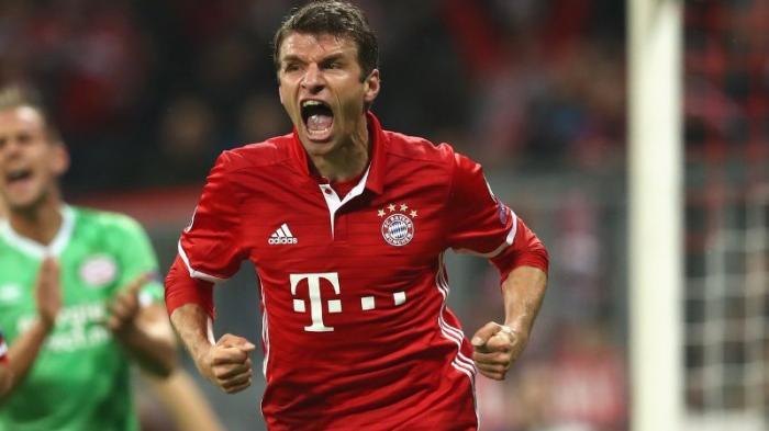 Thomas Muller & Jadon Sancho Duel si Raja Assist Bundesliga Dortmund vs Bayern Munchen