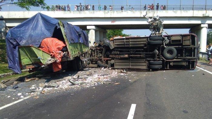 Tubuh Rijal Melayang & Jungkir Balik di dalam Bus Kesaksian Korban Kecelakaan Maut di Tol Cipali
